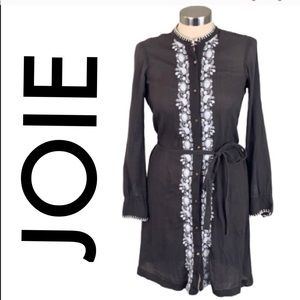 👑 JOIE EMBROIDERED DRESS 💯AUTHENTIC